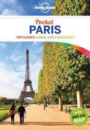 Lonely Planet Pocket: Paris - 5th Ed