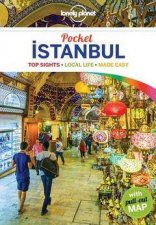Lonely Planet Pocket Istanbul 6th Ed
