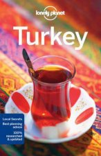 Lonely Planet: Turkey - 15th Ed by Lonely Planet
