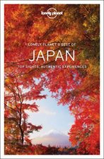 Lonely Planet Best Of Japan 1st Ed