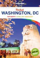 Lonely Planet Pocket Washington DC 3rd Ed