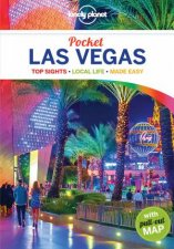 Lonely Planet Pocket Las Vegas 5th Ed