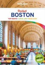 Lonely Planet Pocket Boston 3rd Ed