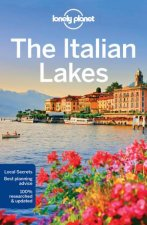 Lonely Planet The Italian Lakes 3rd Ed