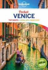 Lonely Planet Pocket Venice 4th Ed