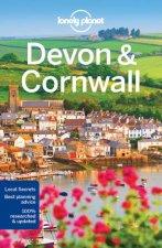 Lonely Planet Devon  Cornwall 4th Ed