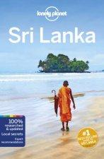 Lonely Planet Sri Lanka 14th Ed