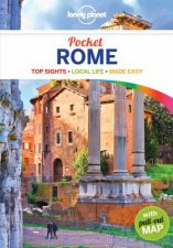 Lonely Planet Pocket Rome 5th Ed