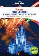 Lonely Planet Pocket Orlando  Walt Disney World Resort 2nd Ed