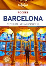 Lonely Planet Pocket Barcelona 6th Ed