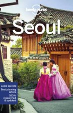 Lonely Planet Seoul 9th Ed