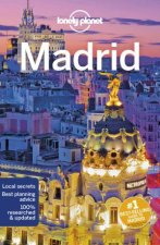 Lonely Planet Madrid 9th Ed