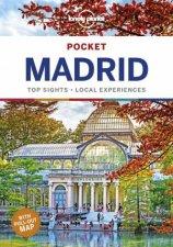 Lonely Planet Pocket Madrid 5th Ed