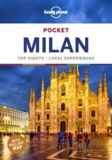 Lonely Planet Pocket Milan 4th Ed