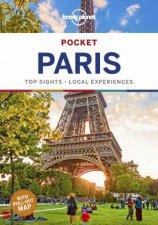 Lonely Planet Pocket Paris 6th Ed