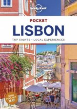 Lonely Planet Pocket Lisbon 4th Ed