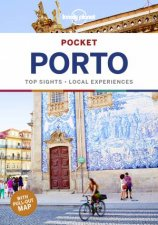 Lonely Planet Pocket Porto 2nd Ed