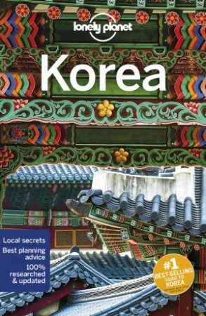 Lonely Planet: Korea 11th Ed