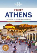 Lonely Planet Pocket Athens 4th Ed