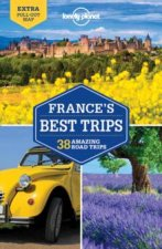 Lonely Planet Frances Best Trips  2nd Ed