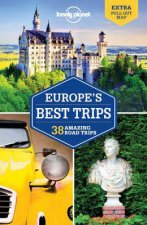 Lonely Planet Europes Best Trips 1st Ed