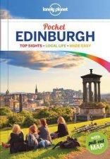 Lonely Planet Pocket Edinburgh Fourth Edition 4e