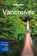 Lonely Planet Vancouver Seventh Edition 7e