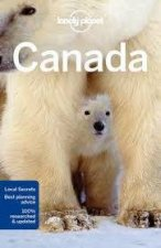 Lonely Planet Canada, Thirteenth Edition (13e) by Lonely Planet Publications