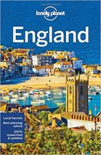 Lonely Planet England, Ninth Edition (9e) by Lonely Planet