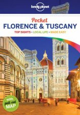 Lonely Planet Pocket Florence  Tuscany 4th Ed
