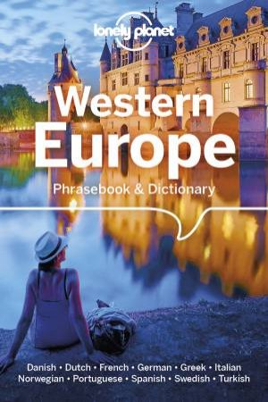 Lonely Planet Western Europe Phrasebook & Dictionary 6th Ed