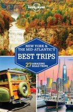 Lonely Planet New York  The MidAtlantics Best Trips 3rd Ed