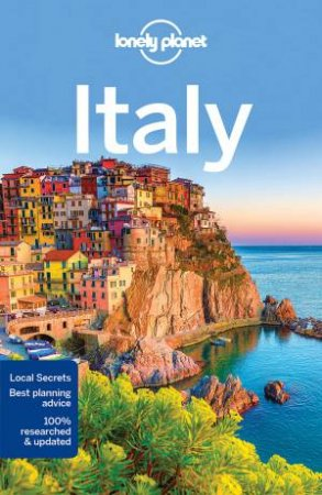 Lonely Planet: Italy 13th Ed