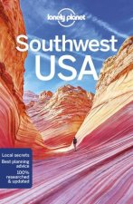 Lonely Planet Southwest USA 8th Ed