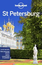 Lonely Planet St Petersburg 8th Ed