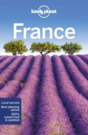 Lonely Planet: France 13th Ed