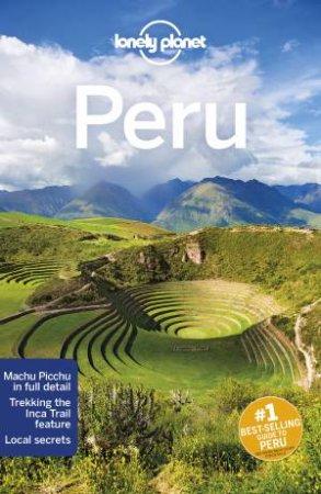 Lonely Planet Peru (10th Ed)