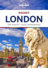Lonely Planet Pocket London 6th Ed