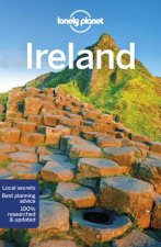 Lonely Planet Ireland 13th Ed