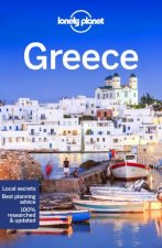 Lonely Planet Greece 13th Ed