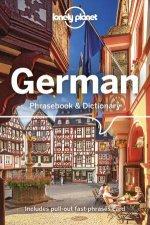 German Lonely Planet Phrasebook  Dictionary