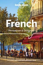 French Lonely Planet Phrasebook  Dictionary