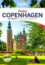Lonely Planet Pocket Copenhagen 4th Ed