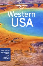 Lonely Planet Western USA 4th Ed