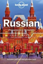 Russian Lonely Planet Phrasebook  Dictionary