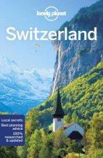 Lonely Planet Switzerland 9th Ed