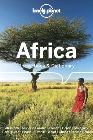 Lonely Planet Africa Phrasebook & Dictionary 3rd Ed