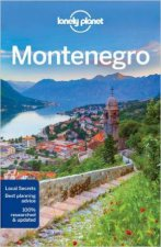 Lonely Planet Montenegro 3rd Edition