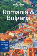 Lonely Planet Romania  Bulgaria 7th Ed