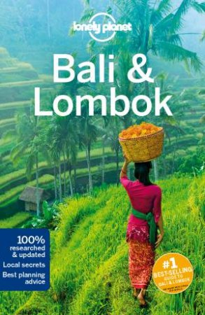 Lonely Planet Bali & Lombok, 16th Ed